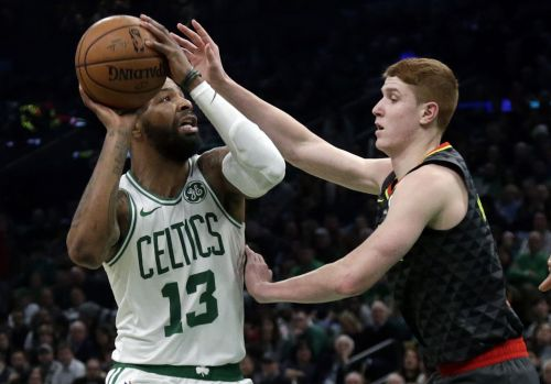 Celtics beat Hawks 129-108 for 8th consecutive win