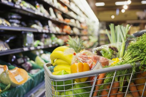 Police: Man rubbed produce on bare behind, then put it back on store shelf