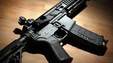 NRA Tweets Photo Of AR-15 On Day Of National School Walkout For No Particular Reason