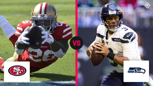 49ers vs. Seahawks: Live score, updates, highlights from 'Monday Night Football'
