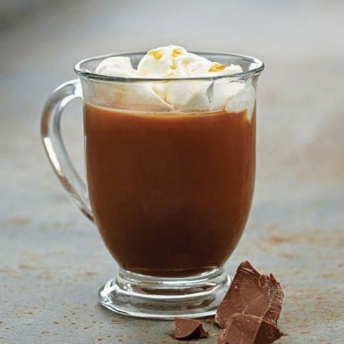 Whiskey and Homemade Hot Chocolate