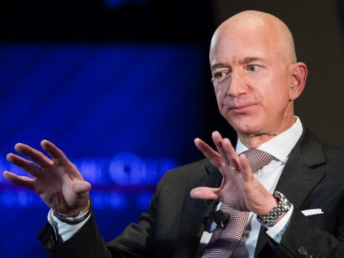 Jeff Bezos said the 'secret sauce' to Amazon's success is an 'obsessive compulsive focus' on customer over competitor