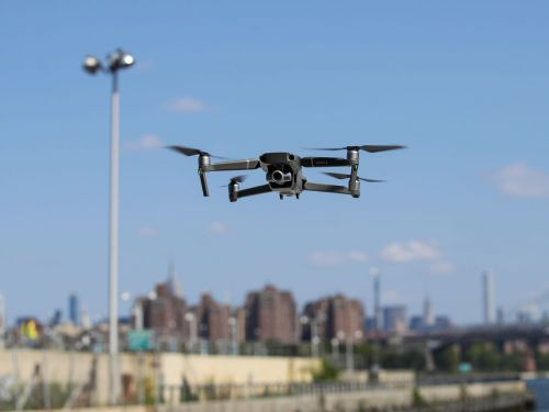 Restaurant Food May Soon Fly Through the Air on Uber Drones