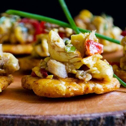 Jamaican Party Appetizers