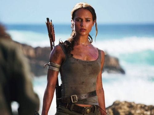 How to get ripped like Alicia Vikander did to play Lara Croft in 'Tomb Raider' - which she put on 12 pounds of muscle for