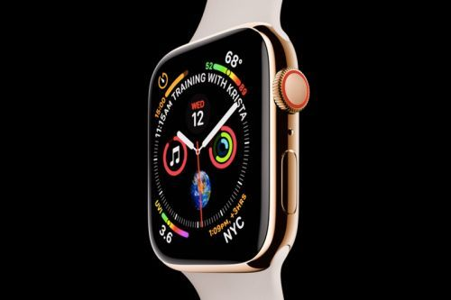 Apple Watch Series 4 Debuts With a Number of New Health Features