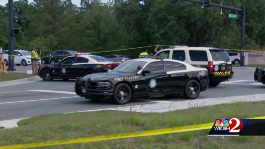 Search continues for semi that struck and killed 10-year-old boy in Orlando