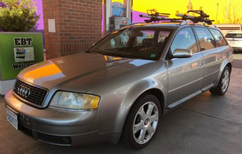 One Of You Nut Jobs Will Buy This Cheap Audi S6 Avant