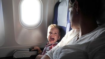 """US airlines yet to get into the movement of """"kid-free"""" zones"""