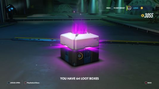 Yes, loot boxes and card packs reek of gambling
