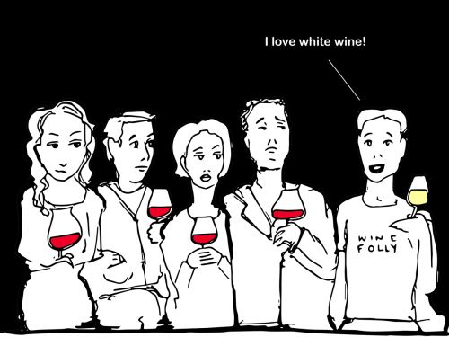 4 Things White Wine Lovers Have To Put Up With