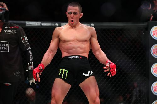 Aaron Pico targeted for return at Bellator 257 vs. England's Aiden Lee