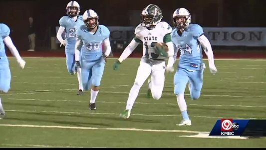 Watch highlights from KMBC's Friday Football Patrol for Oct. 12, 2018