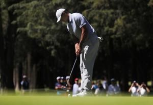 McIlroy opens with 63 as Woods struggles in Mexico debut