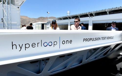 Spanish government to launch first European hyperloop development facility