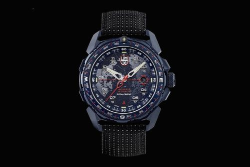 Luminox Gears up With ICE-SAR for Latest Tactical Arctic 1200 Series