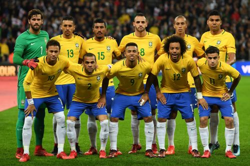 Brasil Global Tour Player Profiles - The Selecao World Cup squad
