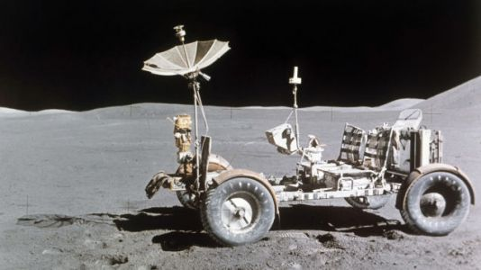 There Will Be Racing On The Moon Soon