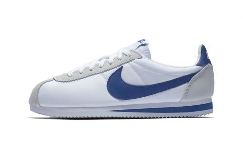 """Nike Is Set to Drop a New """"White/Gym Blue"""" Cortez Classic"""