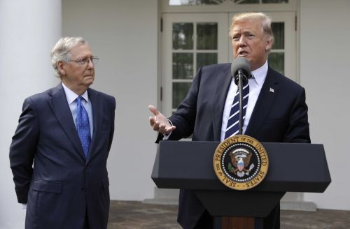 McConnell proposes swift impeachment trial for President Trump