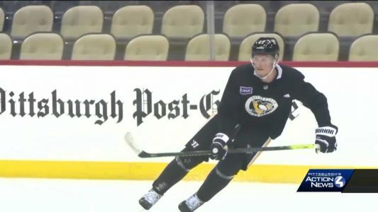 Penguins' Nick Bjugstad out for season after spinal surgery