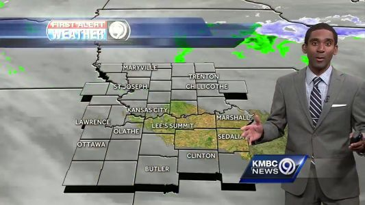 Colder, still dry for Tuesday
