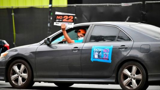 Uber And Lyft's California Reckoning Is Nearly Here