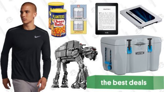 Wednesday's Best Deals: Kindle Voyage, Wayfair Rugs, Cheez Balls, and More