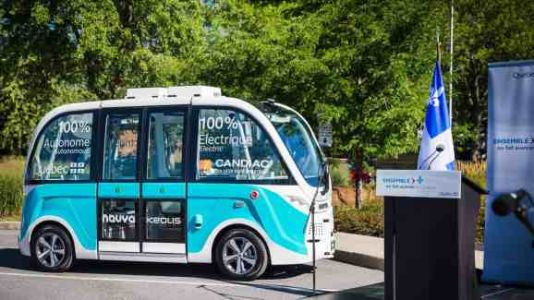Navya CEO fired after big revenue shortfall at French autonomous shuttle startup