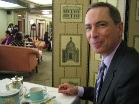 Dispatch From London: Tea At St. James