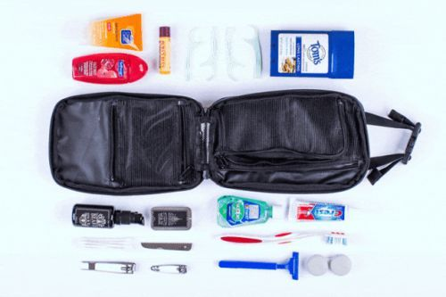 Travel Smarter With Our Favorite Toiletry Bags For 35% Off