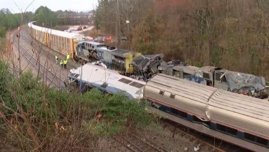 Safety system install had signals out during deadly South Carolina train crash
