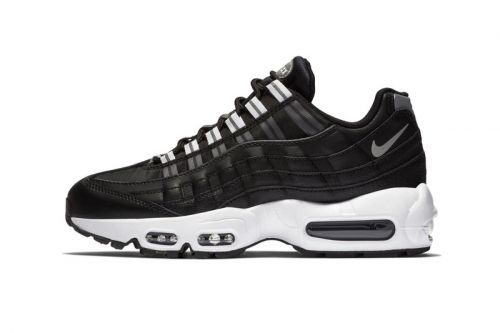 """Next Nike Air Max 95 Will Sport """"Reflect Silver"""" Color"""