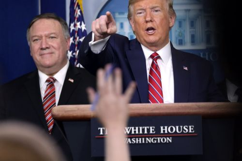In Global Leadership Void on Pandemic, Critics Ask: Where's Pompeo?