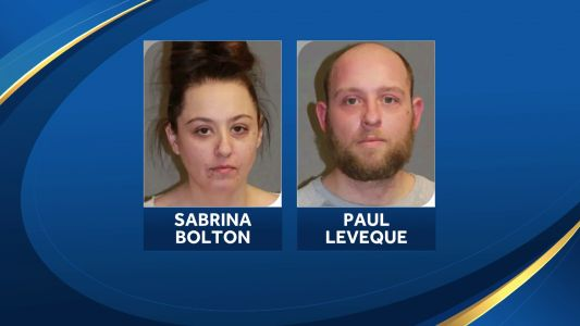 2 accused of staging armed robbery