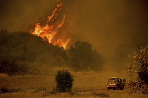 California wildfires have destroyed 1,000 structures - and counting