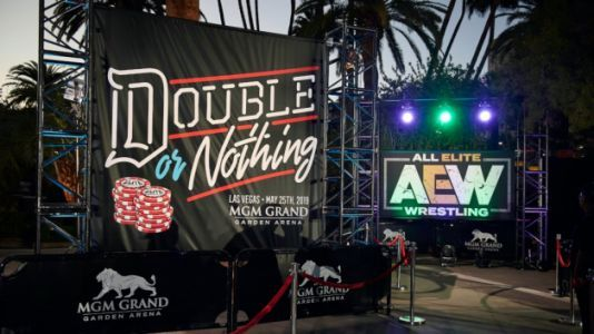 All Elite Wrestling Challenges WWE With Double Or Nothing