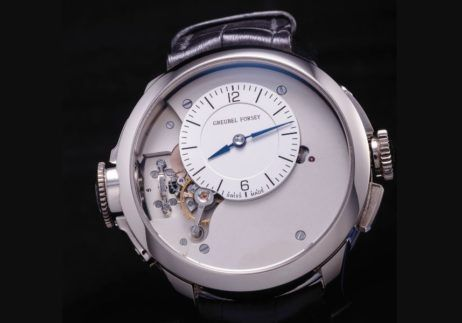 Roberta Naas on Concept Watches