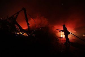 Flames engulf San Diego area in newest wildfires