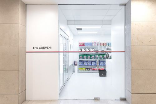 Take a Look Inside HBX's THE CONVENI Pop-Up in Hong Kong