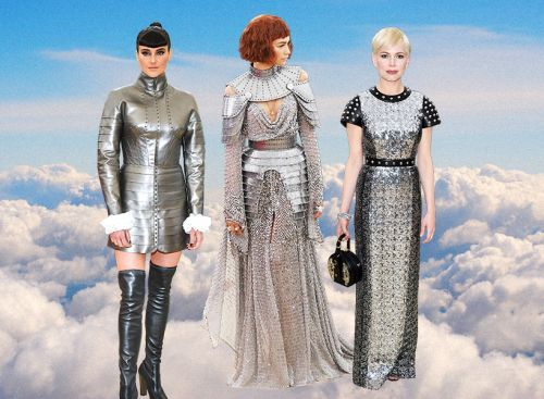 Forget the Pope, These Ladies Channelled Joan of Arc at the Met Gala