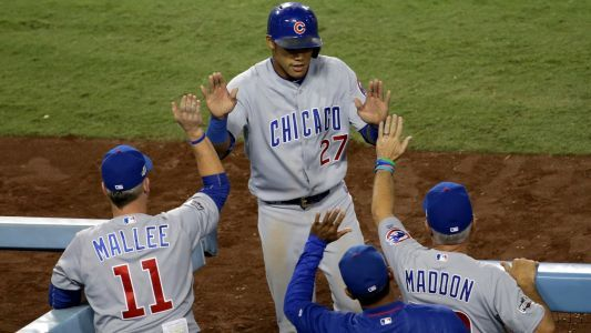 Cubs clinch tie for NL Central title, deal blow to Cardinals' playoff hopes