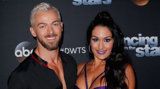 Boyfriend Goals! Artem Chigvintsev Treats Nikki Bella to a Romantic, Home-Cooked Dinner