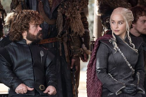'Game of Thrones' cast secretly taped a 'big reunion'