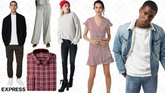 Express's Entire Sale Section Is an Extra 50% Off