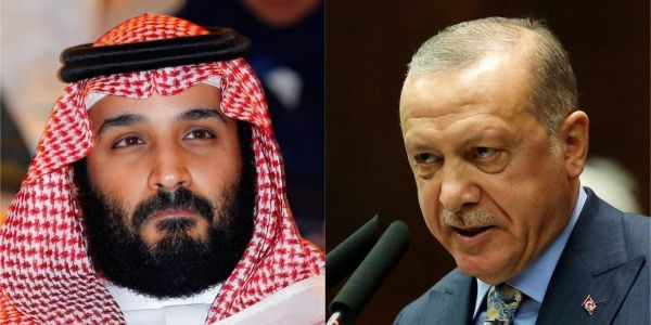 Erdogan hinted that Saudi Arabia is turning its Khashoggi probe into a cover-up, and it looks like a warning shot at the crown prince