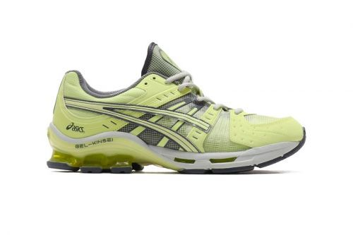 ASICS GEL-Kinsei OG Receive Electrifying Neon Colorway