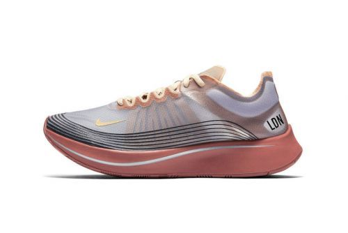 Nike Zoom Fly SP Takes a Quick Trip to London