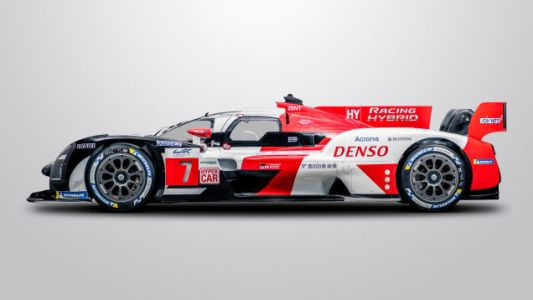 The GR010 Hybrid Is Toyota's Hypercar Challenger For Le Mans Glory