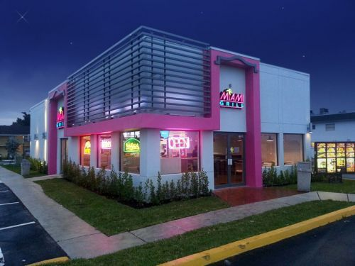 Miami Grill Continues to Experience Positive Sales Growth